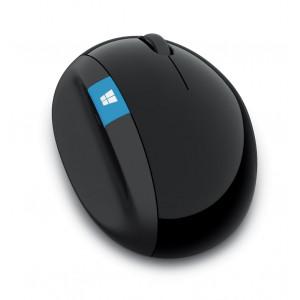 Microsoft Sculpt Ergonomic Mouse (L6V-00001), Black