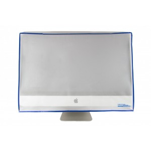 """Computer Dust Solutions, LLC Dust and water resistant silky smooth antistatic vinyl iMac Monitor Dust Cover for 20"""" iMac 20.5W"""