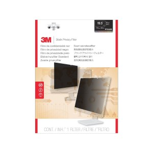 "3M Privacy Filter for Widescreen Desktop Monitor 19.5"" (PF19.5W9)"