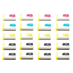 Generic 20 Pack. Compatible Cartridges For Brother LC-51. Includes Cartridges