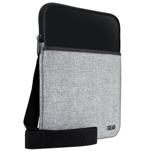 Accessory Power USA GEAR Tablet Case with Adjustable Shoulder Strap , Protective Memory Foam and Accessory Pocket