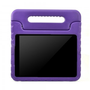 BMOUO Samsung Galaxy Tab E Lite 7.0 inch Kids Case - ShockProof Case Light Weight Kids Case Super Protection Cover Handle Stand Case for Children for Samsung Galaxy Tab E Lite 7-Inch Tablet - Purple