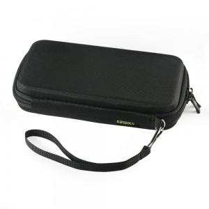 EasyAcc Updated Power Bank EVA Bag Black Customized Pouch Large Case for Most of EasyAcc External Battery (Inner Size: 170*80*30mm)