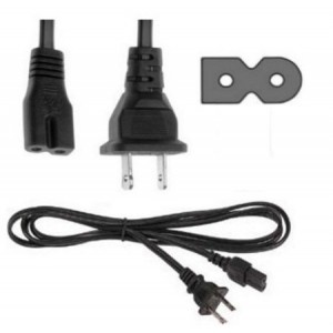 Corporate Computer Vizio LCD/LED TV 10ft power cable by Corpco