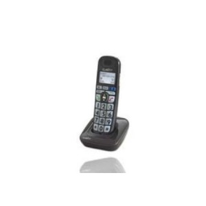 Clarity Dect 6.0 Amplified Low Vision Cordless Phone with CID Display D703