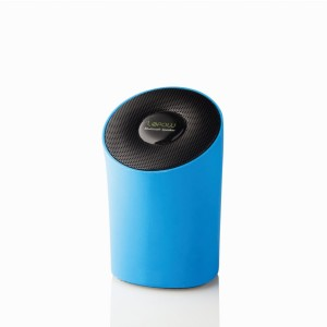 Portable Wireless Speaker - Lepow Modre Portable Wireless Bluetooth Speaker with High Def Sound Connects with iPhone, iPad, Samsung, and More (Blue)