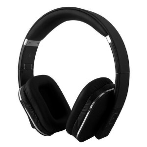 August EP650 Bluetooth Wireless Stereo NFC Headphones (Black)