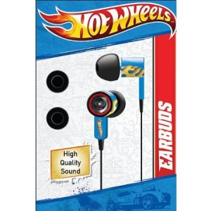 Sakar Hot Wheels 14284-TRU Earbuds