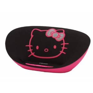 Hello Kitty Oval Bluetooth Speaker - Black