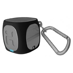 iHome IBT55BGXC Bluetooth Rechargeable Mini Speaker System (Black)