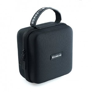 Caseling Hard Case for Bose SoundLink Color Bluetooth Wireless Portable Speakers. - Mesh Pocket for Charger / Cables.