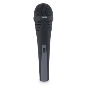 NOVIK NEO FNK 40 XLR Professional Dynamic Microphone with Cardioid Polar Pattern and Cable, Unidirectional, Body Metal, Cable: 15' 4.5m