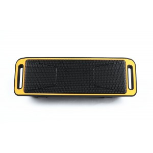 SZC Bluetooth Portable Pulse Wireless Speaker Hand-Free Calling with Stereo System and Build-in Microp