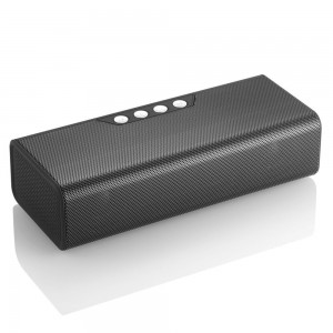 Yoyamo Bluetooth Speakers Ultra-Portable Wireless Speaker, with Clean Bass and Built-in Microphone for Outdoors / Indoor Entertainment