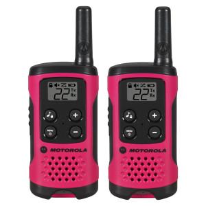 Motorola Solutions Motorola T107 Talkabout Radio, 2 Pack