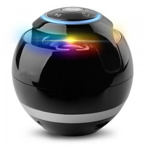 Magic Ball!BOOMER VIVI Wireless Bluetooth Speakers B22 With Subwoofer Mini Round Hi-Fi Speaker Portable Speakers For Hands-Free Indoor Outdoor Bluetooth Speakers For iPhone 6/6s/6s Plus iPad/iPod