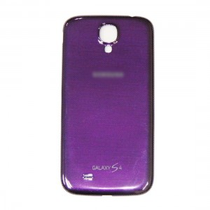 SKILIWAH For Samsung Galaxy S4 S IV i9500 Battery Door Back Cover Case Replacement Part Purple