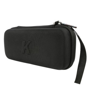 Khanka Hard Case Travel Carrying Bag For Anker Astro E7 Ultra-High 26800mAh / E6 20800mAh / Anker PowerCore 20100 Portable Charger External Battery Power Bank. Fits Cable, Car Charger and USB Charger