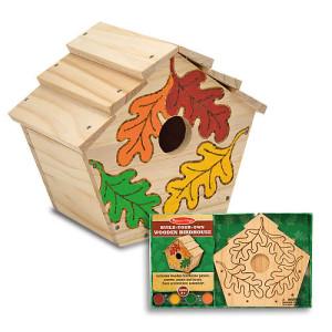 Melissa & Doug Build-Your-Own Birdhouse