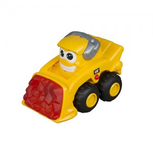 Toy State CAT Lightning Load Bulldozer - Mighty Marcus