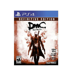Devil May Cry Definitive Edition for Sony PS4