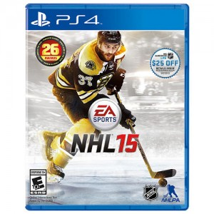 NHL 15 for Sony PS4