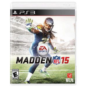 Madden NFL 15 for Sony PS3