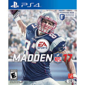 Madden NFL 17 for Sony PS4