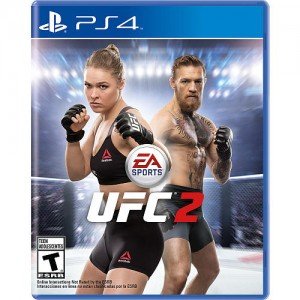 EA Sports UFC 2 for Sony PS4