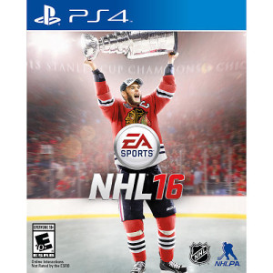 NHL 16 for Sony PS4