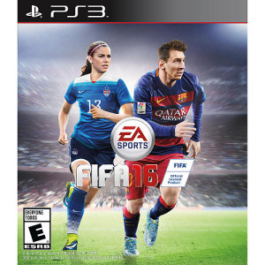 FIFA 16 for Sony PS3