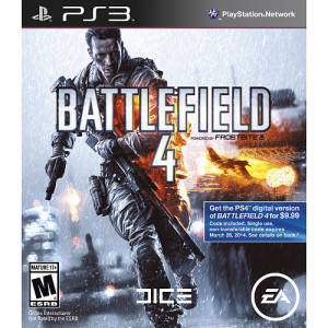 Battlefield 4 for Sony PS3