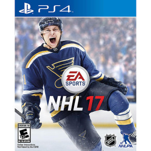 NHL 17 for Sony PS4