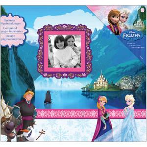 """Disney Frozen Post Bound Album 12""""X12"""""""
