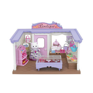 Calico Critters Boutique Playset
