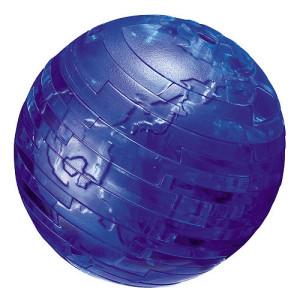 3D Crystal Puzzle - Earth: 39 Pcs