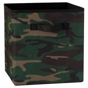 Altra SystemBuild Fabric Storage Bin - Camouflage