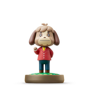 Digby amiibo: Animal Crossing Series
