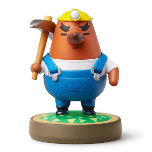 Mr. Resetti amiibo