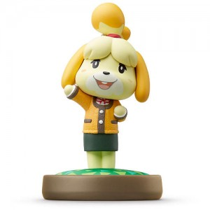 Isabelle Winter Outfit amiibo: Animal Crossing Series