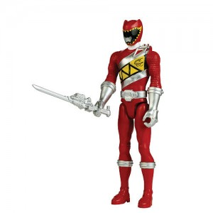 Power Rangers Dino Super Charge 12 inch Action Figure - Red Ranger