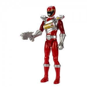 Power Rangers Dino Super Charge - Dino Drive Red Ranger