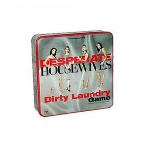 Desperate Housewives Dirty Laundry Game in a Tin