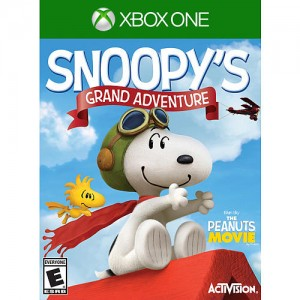 Snoopy's Grand Adventure for Xbox One