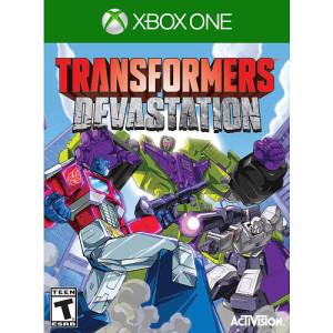 Transformers Devastation for Xbox One