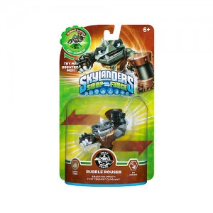 Skylanders SWAP Force Swappable Individual Character Pack- Rubble Rouser