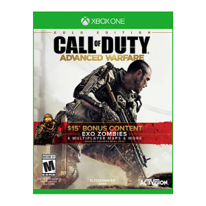 Call of Duty: Advanced Warfare Gold Edition for Xbox One