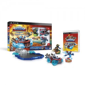 Skylanders SuperChargers Starter Pack for Sony PS3