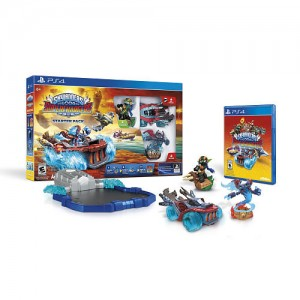 Skylanders SuperChargers Starter Pack for Sony PS4