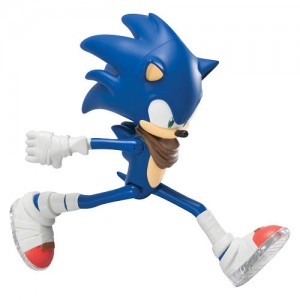 Sonic Boom Running 7 Inch Sonic Action Figure